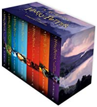 fiction books of harry potter