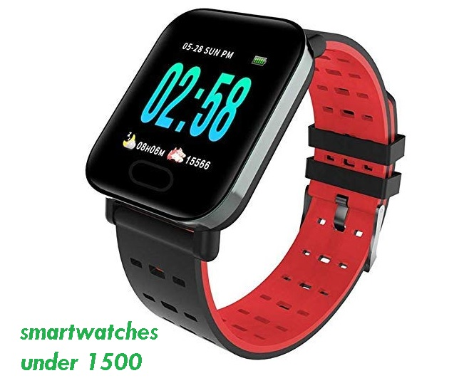 Best smartwatch under 1500